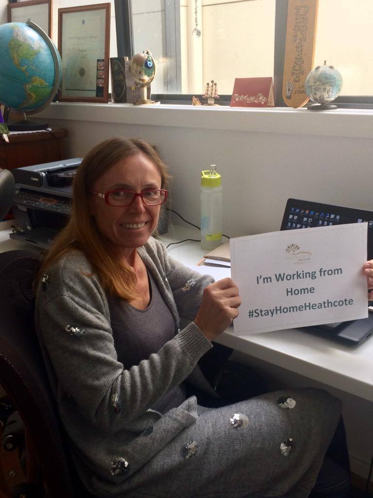 StayHomeHeathcote-Draga-Jevtic-Heathcote-Health-Board-Director