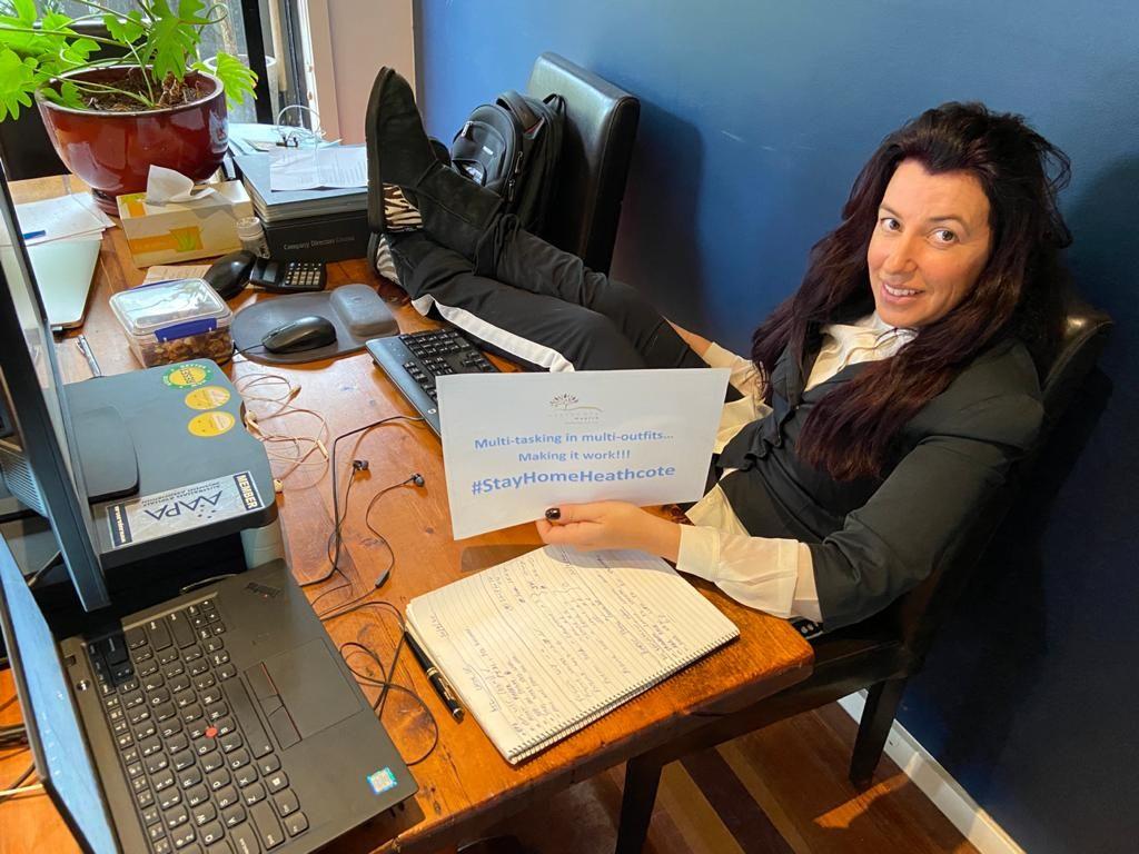 StayHomeHeathcote-Natalie-Sheridan-Smith-Heathcote-Health-Board-Director
