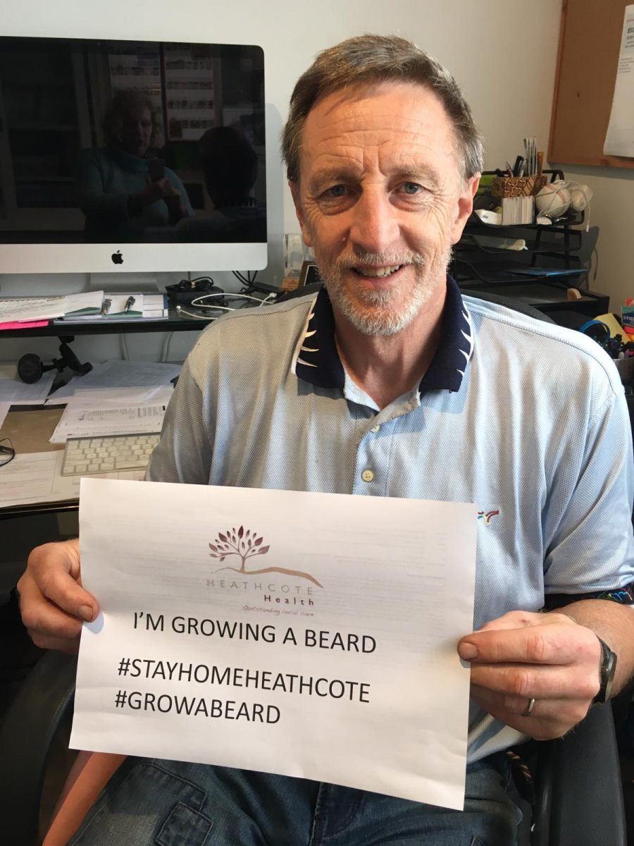 StayHomeHeathcote-Norm-Cockerell-Heathcote-Health-Board-Director