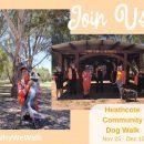 Heathcote Community Dog Walk